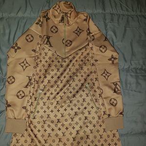 Luis Vuitton dress